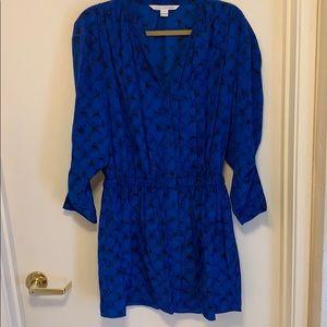 Diane vonFustenberg dress. Silk. Size 8